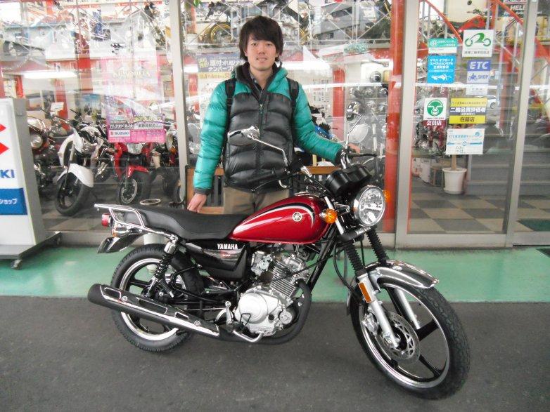 YB125SP K様